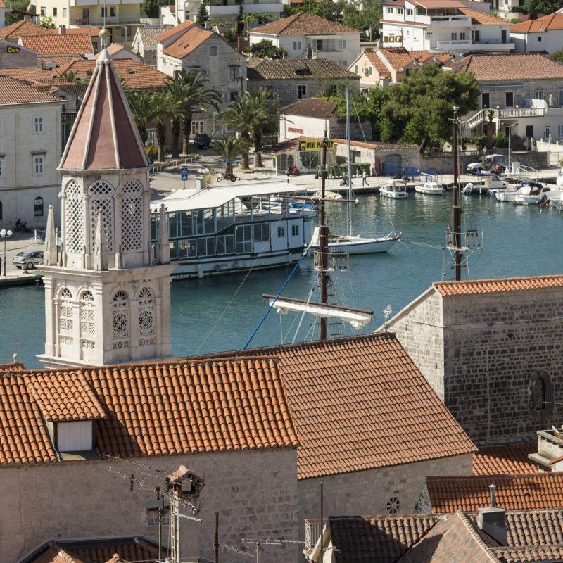 Średniowieczny Trogir