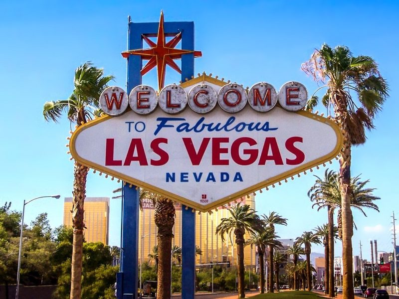 Las Vegas to must see na wyjazdach incentive