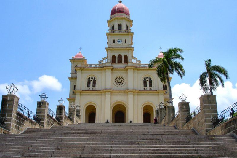 Santiago de Cuba - katedra