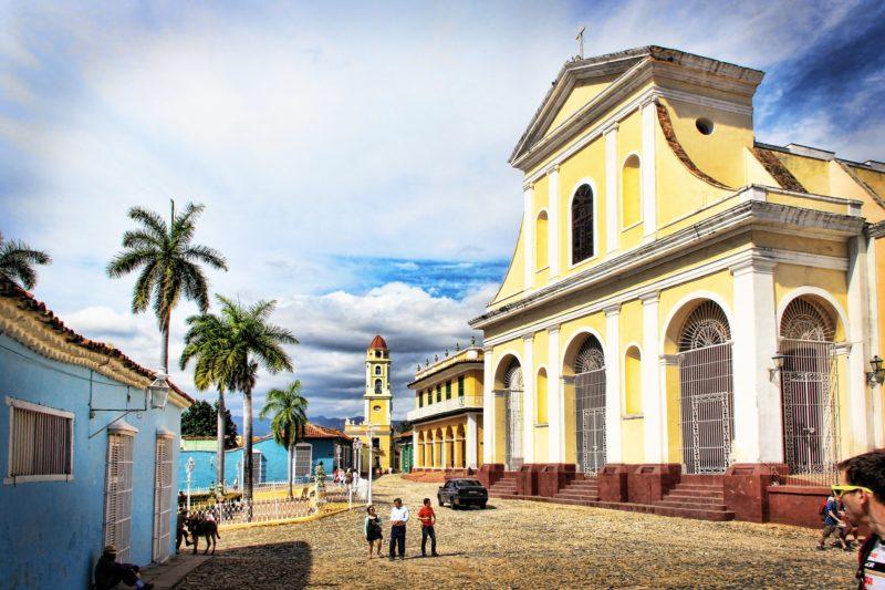 Kolonialny Trynidad