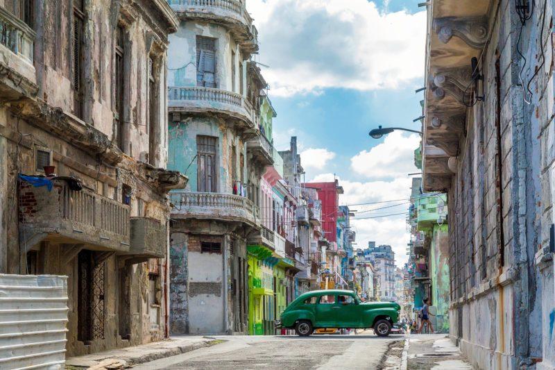 Kubańska Havana