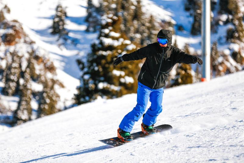 Incentive na nartach w Kazachstanie